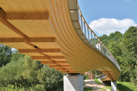 Cross Laminated Timber Lvl Glulam And Other Structural